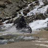 Motorcycle Himalayas Moto Dicovery