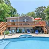 Vacation Rental Available 116 East Hudson Avenue Folly Beach South Carolina 29439