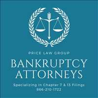 Experienced Texas Chapter 7 Bankruptcy Attorneys Price Law Group COVID-19 866-210-1722