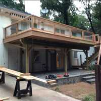 912-481-8353 American Craftsman Renovations Savannah GA Deck Remodel General Contractor Structural