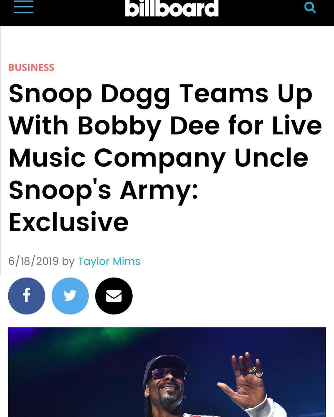Snoop Dogg and Bobby Dee, get it! - Layzie Bone