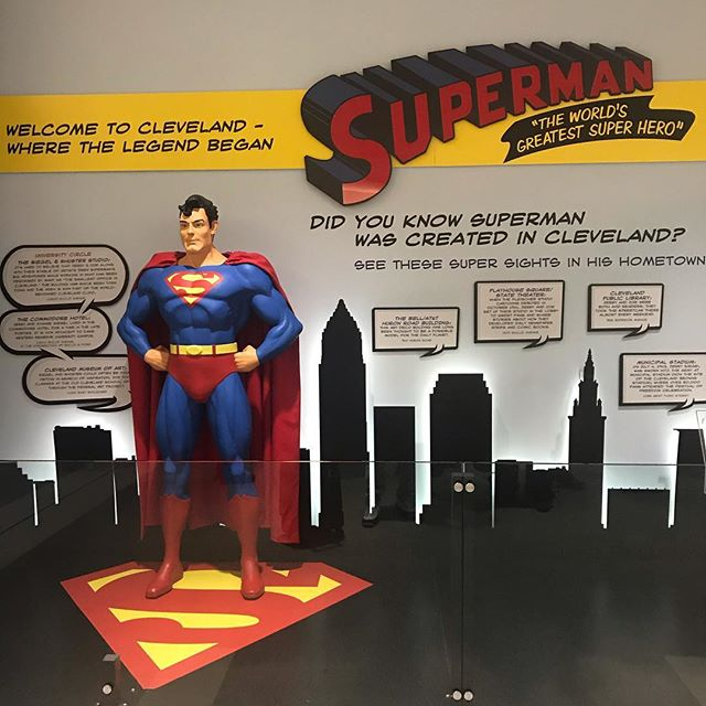 Superman from Cleveland too, fun fact - Layzie Bone