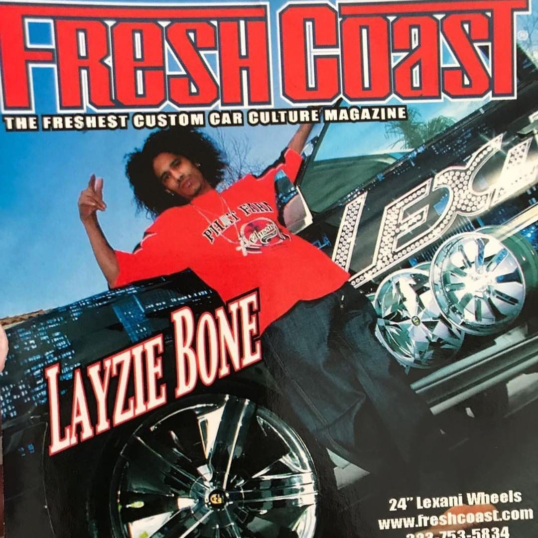 Fresh Coast Layzie Bone LBURNA