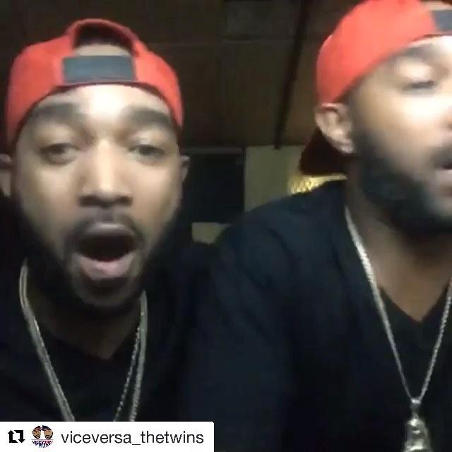 Vice Versa twins goin' IN! Fire - Layzie Bone