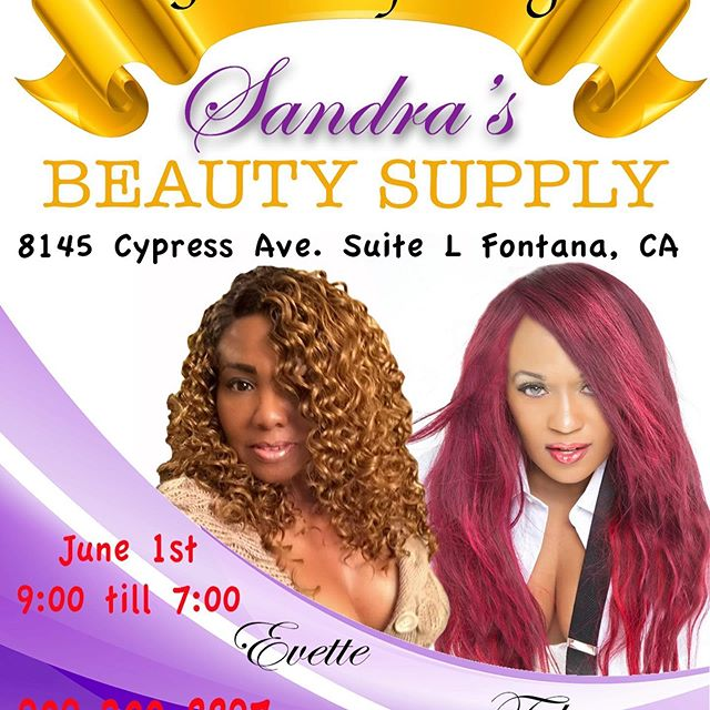 Black Owned Business At Sandra's Beauty Supply - Layzie Bone