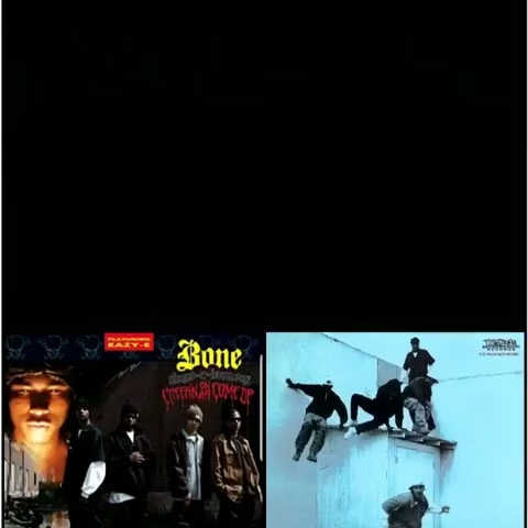 Creepin on a come up, 25 years ago! Living legends, Bone Thugs n Harmony - Layzie Bone
