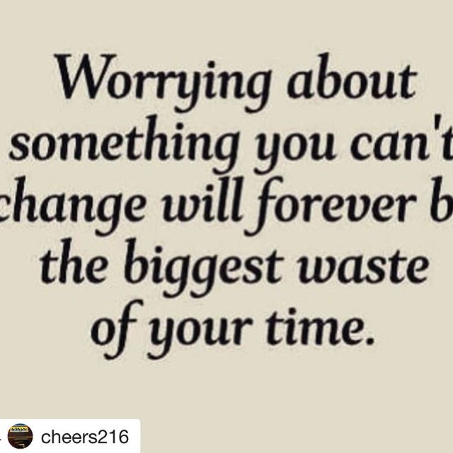 Stop worrying about what you can't change - Layzie Bone