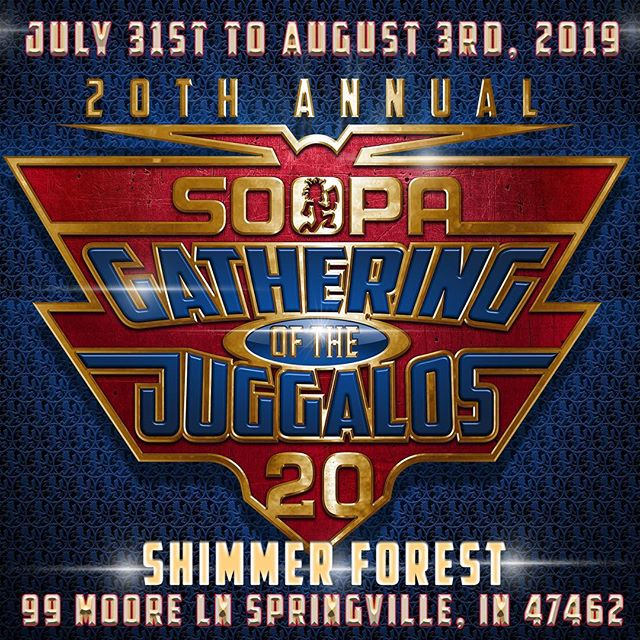 Gathering of the Juggalos and Thuggalos get some - Layzie Bone