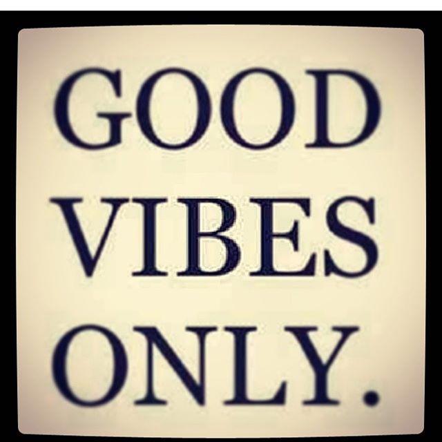 Good vibes only, pass it along - Layzie Bone