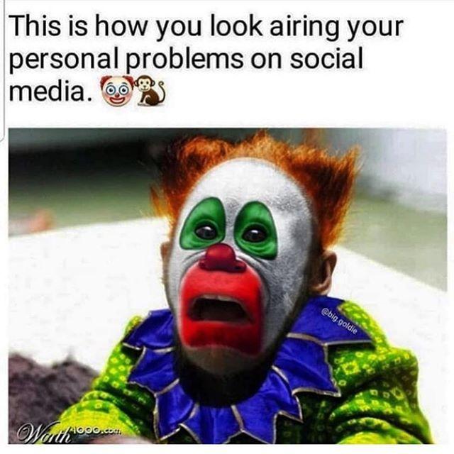 Airing your issues on social media liiiike - Layzie Bone