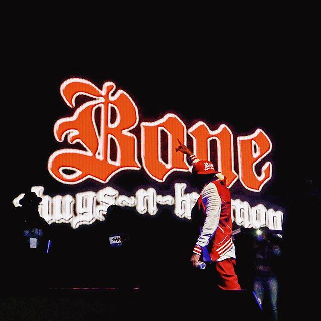 Eternal. Puff puff pass tour, Bone Thugs N Harmony and Snoop Dogg