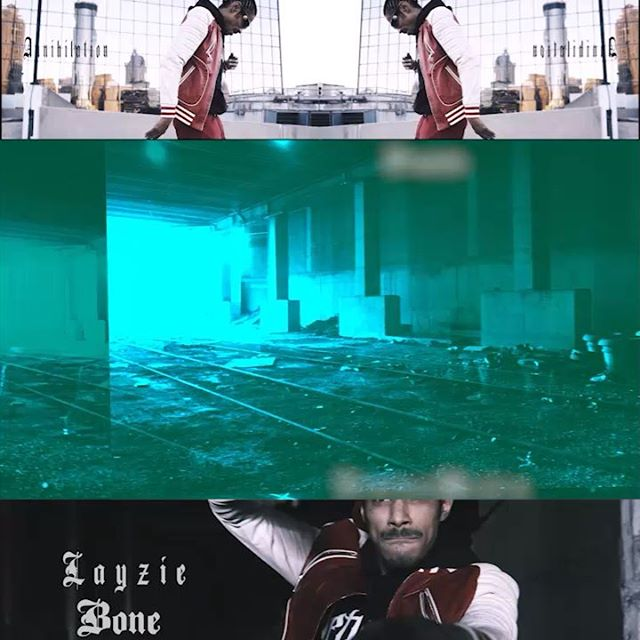 Annihilation full video up on youtube - coming April 19th, get it - Layzie Bone