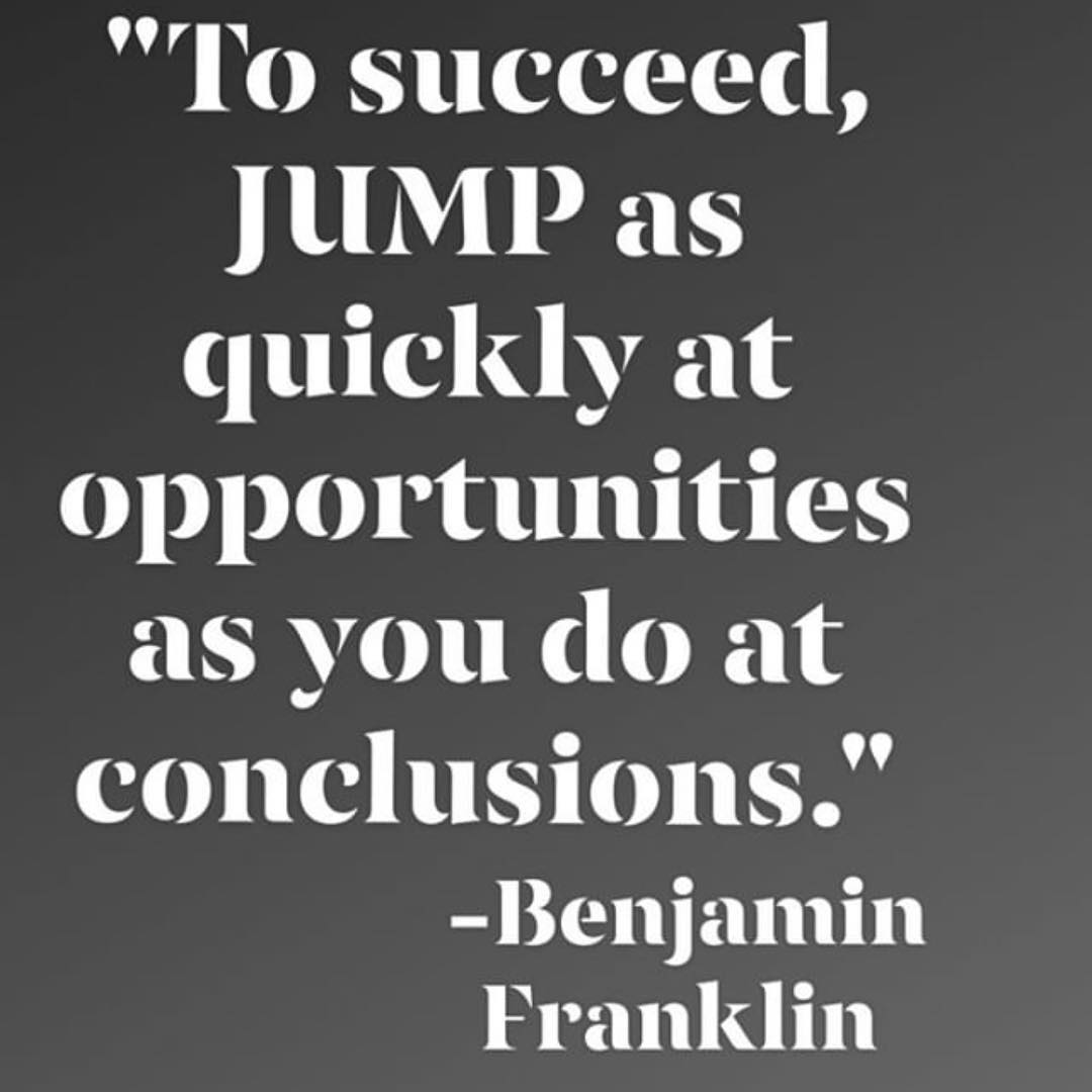 JUMP at opportunities to succeed - Layzie Bone