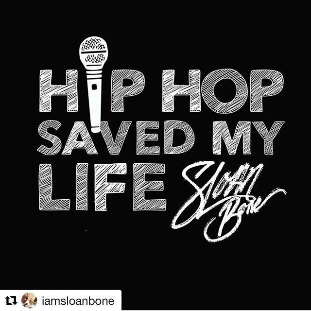 Hip Hop saved my life and Sloan Bone's life - Layzie Bone