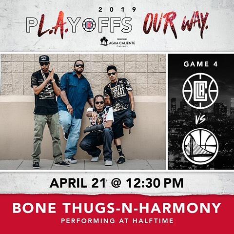 Catch Bone Thugs N Harmony at the Staples Center - Layzie Bone