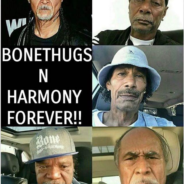 What the f**k, Bone Thugs n Harmony FOREVER - Layzie Bone