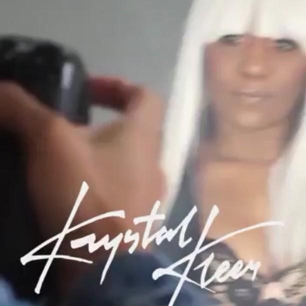 Go follow Krystal Kleer on instagram NOW, formerly Felecia - Layzie Bone