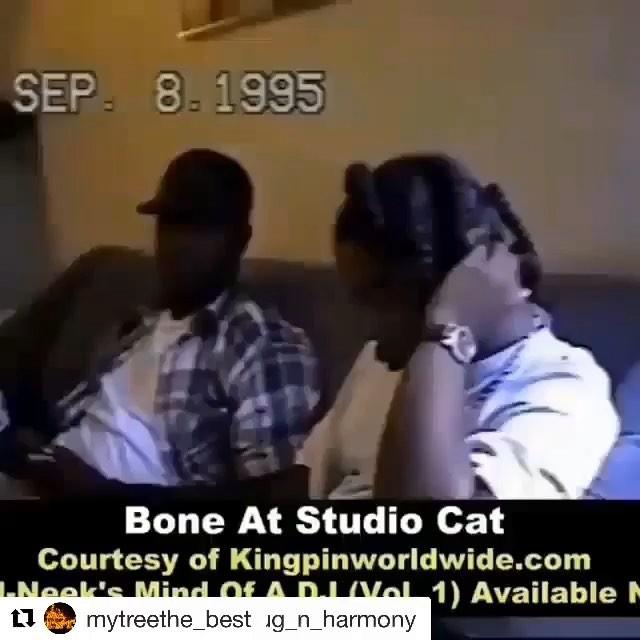 Throwback to 1995 - Layzie Bone