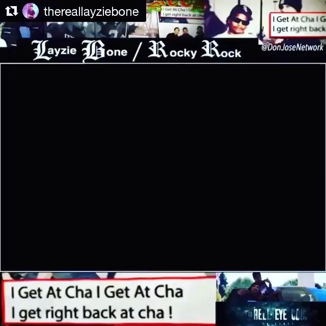 Hit me about that business, I get it - Bone Thugs n Harmony - Layzie Bone