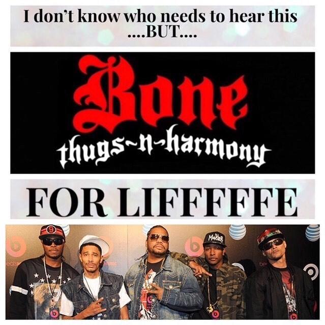Eternal Blessings, Bone Thugs n Harmony for lyfe - Layzie Bone