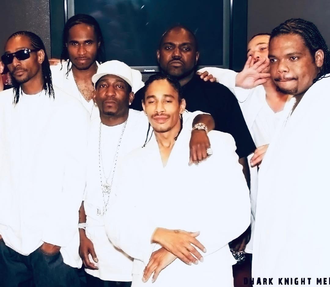 Love to the crew DJ U-Neek Bone Thugs N Harmony - Layzie Bone