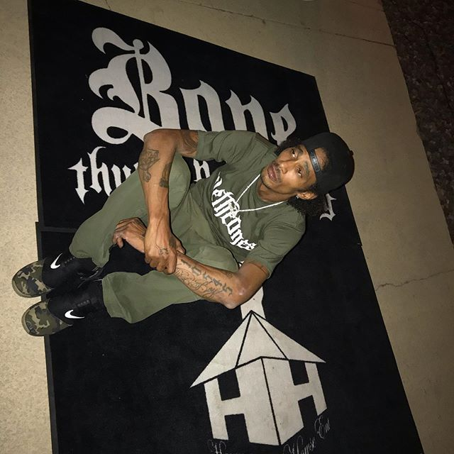 Cut the rug, Harmony Howse baby - Layzie Bone