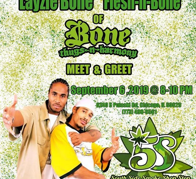 Come out and kick it with Bone Thugs n Harmony - Layzie Bone
