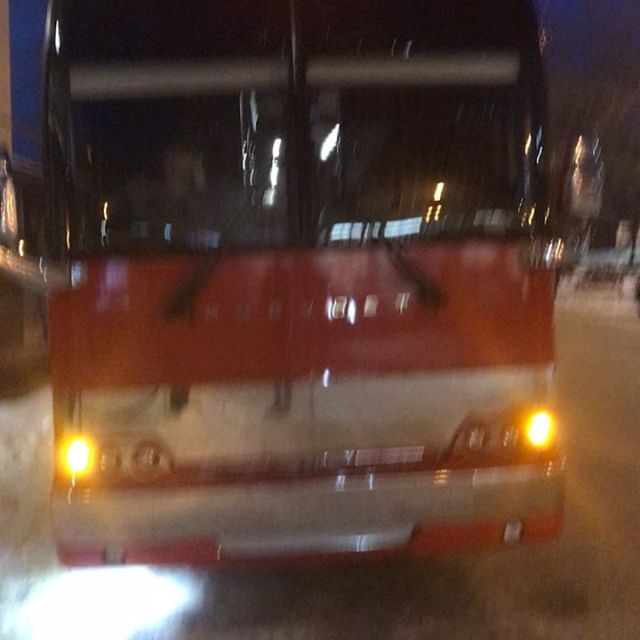 Bone Thugs and Snoop Dogg tour bus on the move- Layzie Bone