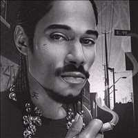 Whoever the artist is, let me know! Dope. - Layzie Bone