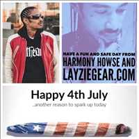 Happy 4th of July, roll wit me - Layzie Bone