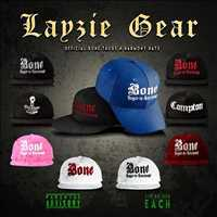 New Hats available at Layzie Gear- Bone Thugs n Harmony hats
