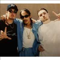Throwback to 19 years ago, what a riot! Shoutout to my mexican brother - Layzie Bone