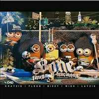 Bone Thugs N Harmony Minions, love it - Layzie Bone