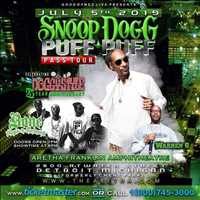 See y'all July 5th, Detroit get ready! Snoop Dogg, Warren G, Layzie Bone!