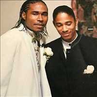Hope you enjoyed your big day bro, you earned it - Layzie Bone
