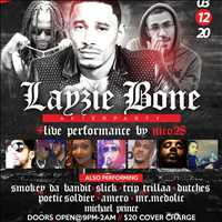 Harmony Howse Ent on the rise, see y'all there!! - Layzie Bone