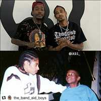 The Band Aid Boys, family ties all the way back - Layzie Bone