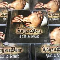 LBURNA Lost & Found shipping out, eyes up for that 20/20 Album - Layzie Bone