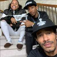 Harmony Howse Family up in here, thankful for the love - Layzie Bone