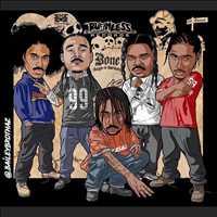 All legends, all Eternal, all Bone Thugs n Harmony, you feel? - Layzie Bone