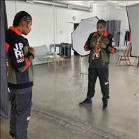 Another behind the scenes look at LBURNA, new music inbound - Layzie Bone