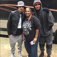 We love you Ma, with all our hearts -  Layzie Bone