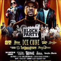 Block Party with Ice Cube, Orange County California get ready! - Layzie Bone