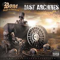 Coming soon to Apple, Spotify and more, Lost Archives Vol 1