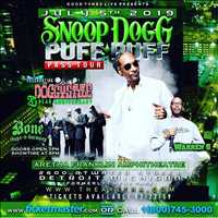 Puff Puff Pass tour, lets goooo Detroit - Layzie Bone