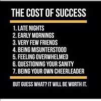 The Cost of Success, always hustle - Layzie Bone