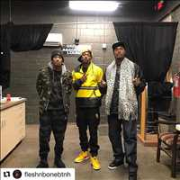 Bone Thugs n Harmony ALL day, we're workin' - Layzie Bone