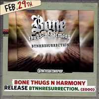 This day in hip hop history, BTNH released Resurrection - Layzie Bone