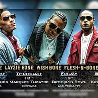 Get them tickets before they're sold out, 420 weekend y'all - Layzie Bone