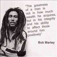 Repost Bob Marley- Great man, great music, great message